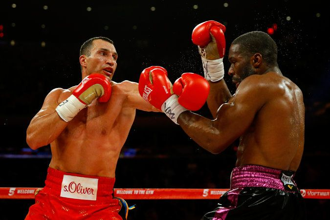 Wladimir Klitschko Retains His Crown Against Bryant Jennings - NYTimes.com