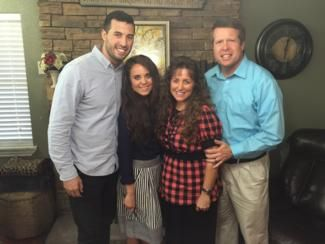 Jeremy and Jinger's first photo album - Duggar News - The Duggar Family