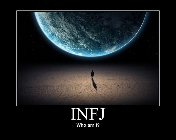 What is an INFJ? || Introvert, Dear  ||  INFJs are the rarest personality type. They often feel like they don't fit in. Many report feeling like aliens dropped into this world from another planet.