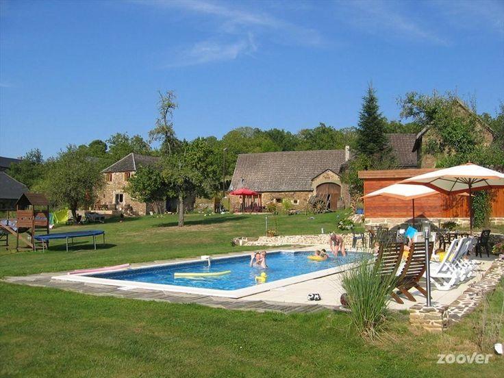 4 sites op het domaine Het Gras is Groener. Limoges