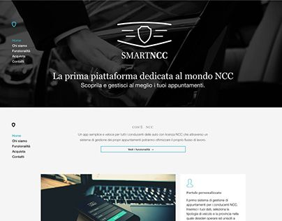 """Check out new work on my @Behance portfolio: """"SMARTNCC""""…"""