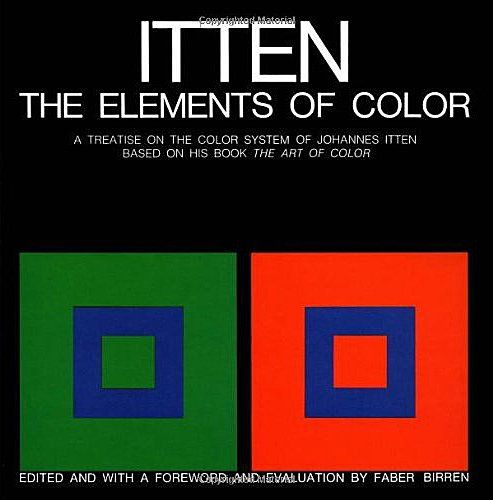 11 best books 1973 and later must have products 2018 images on from 3933 itten the elements of color fandeluxe Choice Image