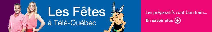 Les Fêtes à Télé-Québec. Ciné-cadeau, c'est pour bientôt! Découvrez dès aujourd'hui toute la programmation des Fêtes et des recettes festives!