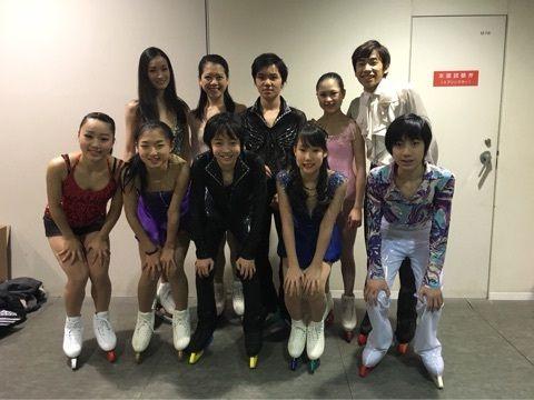 試合とショー|織田信成オフィシャルブログ「氷上のお殿様」Powered by Ameba