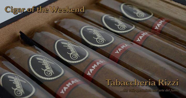 La nostra proposta per il weekend: Davidoff Yamasa Robusto #cigaraficionado #cigarporn #cigarlife #cigaroftheday #cigarsociety #cigarsnob #smoke #cigarphotography #cigarboss #cigarlover #cigarworld #tobacco #cohiba #luxury #cigarlifestyle #smoking #cigarsmoker #cuban #montecristo #partagas #fire #cigar #lighters #pipes #habanos #nowsmoking #humidor #habano #instacigar #tabaccheriarizzi