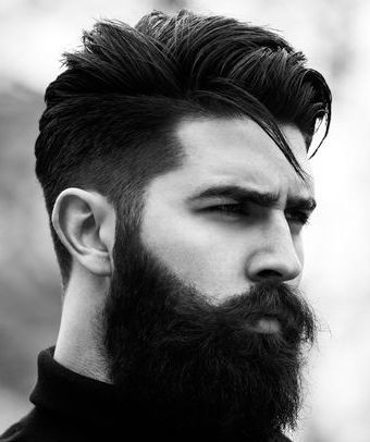 Best Men Hairstyles Awesome 158 Best Hair Images On Pinterest  Man With Beard Man's Hairstyle