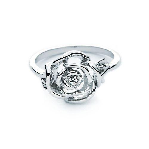 Classic Essentials - Petite Rose Ring