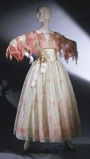 Dress    Zandra Rhodes, 1979    The Philadelphia Museum of Art