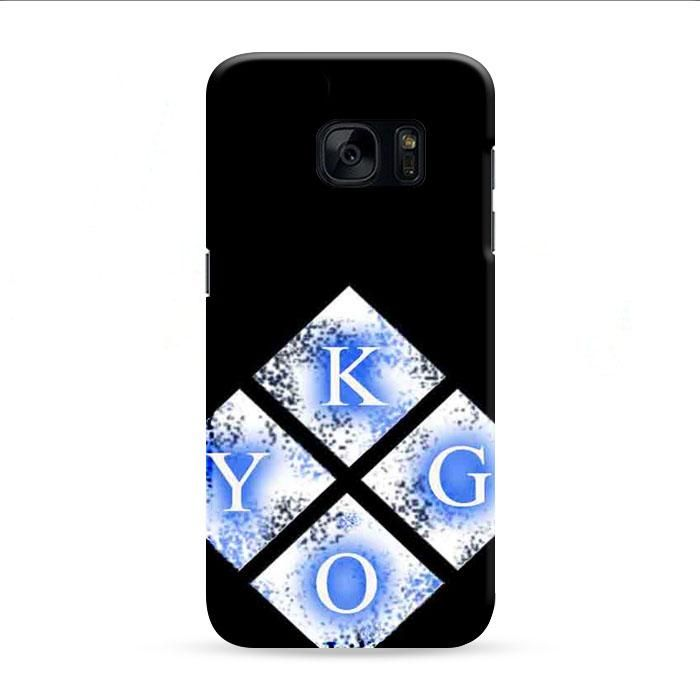 Kygo Logo Light Samsung Galaxy S7 Edge 3D Case
