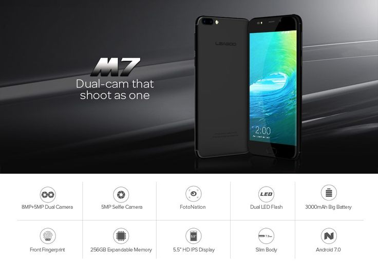 Leagoo M7 from Gearbest @  $67.99 only !!!  http://www.mobilescoupons.com/coupons-deals/leagoo-m7-special-offer-from-gearbest