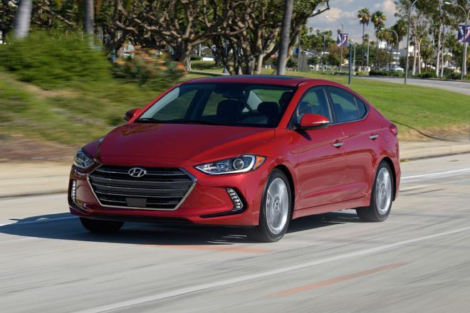 2017 Hyundai Elantra Review - The new 2017 Hyundai Elantra represents the Korean carmaker's latest push toward reinventing its historical image.
