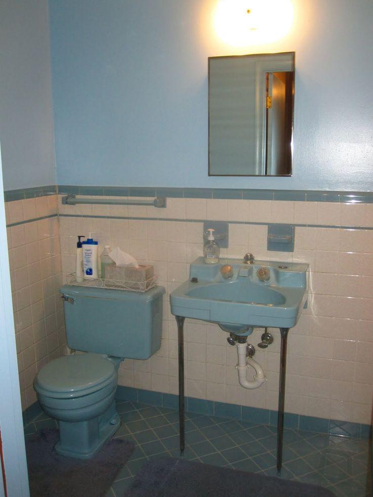 Die Besten 25+ Painting Old Bathroom Tile Ideen Auf Pinterest    Badezimmerkacheln