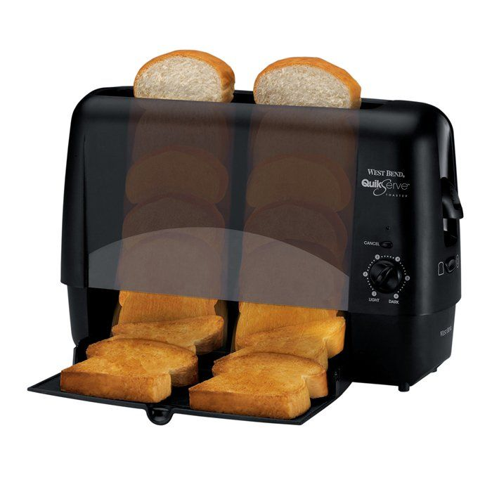 West Bend 78224 QuikServ Toaster | ATG Stores