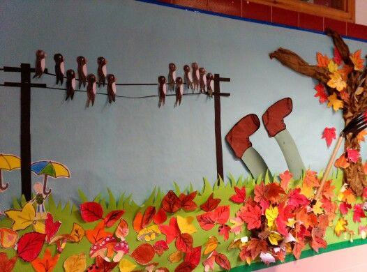 Mural otoño