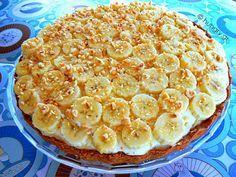 Kitchen Stori.es: Τάρτα με Μπανάνες