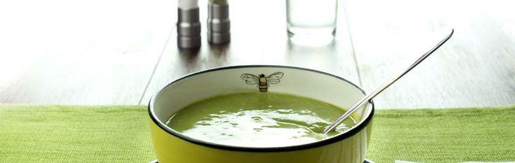 Middagstips og oppskrift på verdens enkleste brokkolisuppe