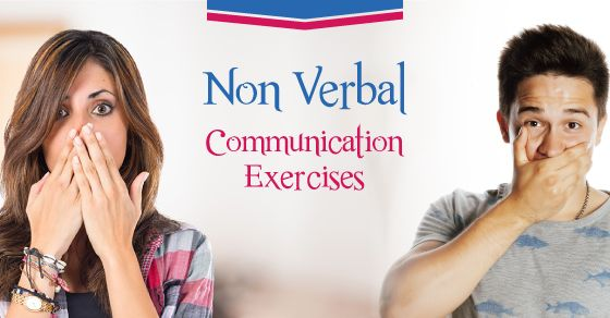How do we communicate without words? We communicate without words every day. A frown and crossed arms communicates a clear message, as does a nod, wink, or