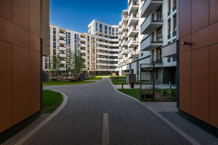 Marvipolatelier.pl | Bielany Residence
