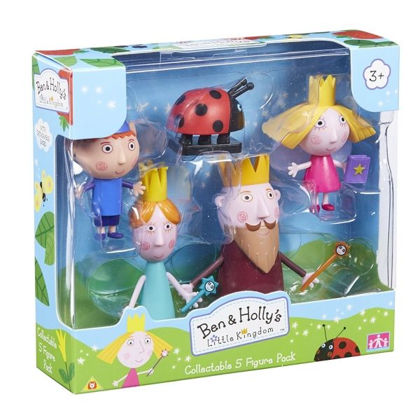 Ben & Holly Five Figure Pack - Image 2