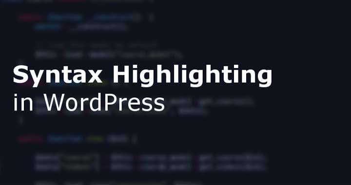10 best wordpress syntax highlighter plugins - wpdean