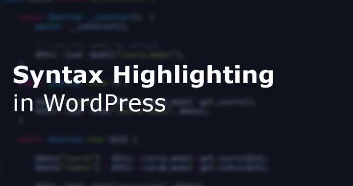 10 best #wordpress syntax highlighter plugins - wpdean