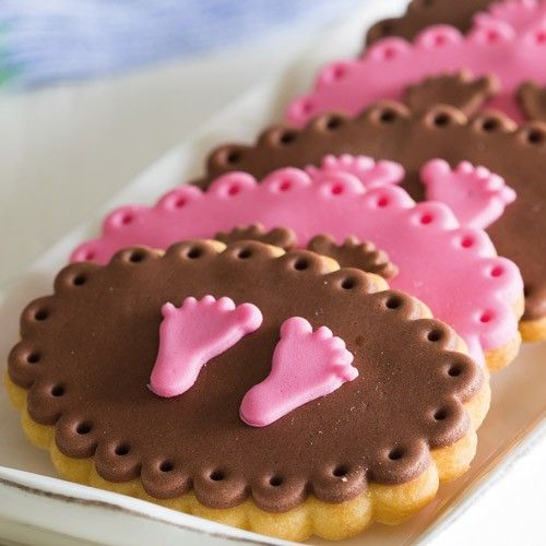 Recept voor koekjes met fondant