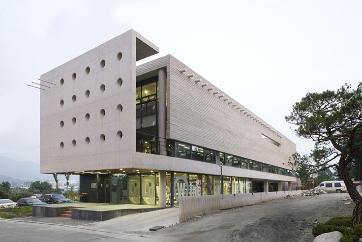 """Office Building (Mazda Group Dynamics) 