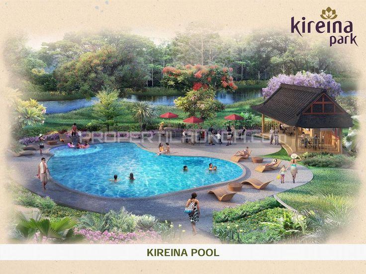 Kireina Park Pool BSD City