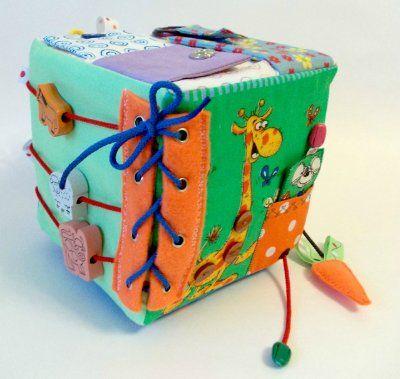 Детки! - Развивающие игрушки для малышей (своими руками)