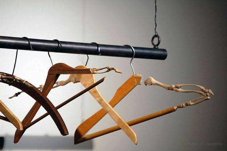 ★ Maskull Lasserre | bones hanger