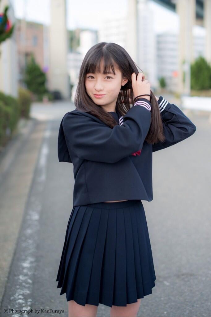 (Twitter / KanFuruya: 【NEWS】 ◦天使すぎると巷で話題の橋本環奈さん ◦HKT …から)