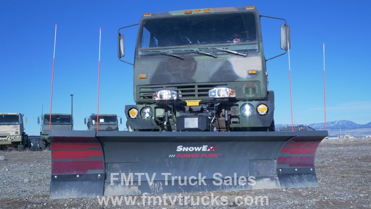 Whether you're looking for the most capable ranch truck money can buy, a weekend four- (or six-) wheeler, the best expedition vehicle platform available in North America or a custom, go anywhere extreme-duty commercial vehicle, FMTV Truck Sales is the right place.  We love, live and breathe FMTV's.