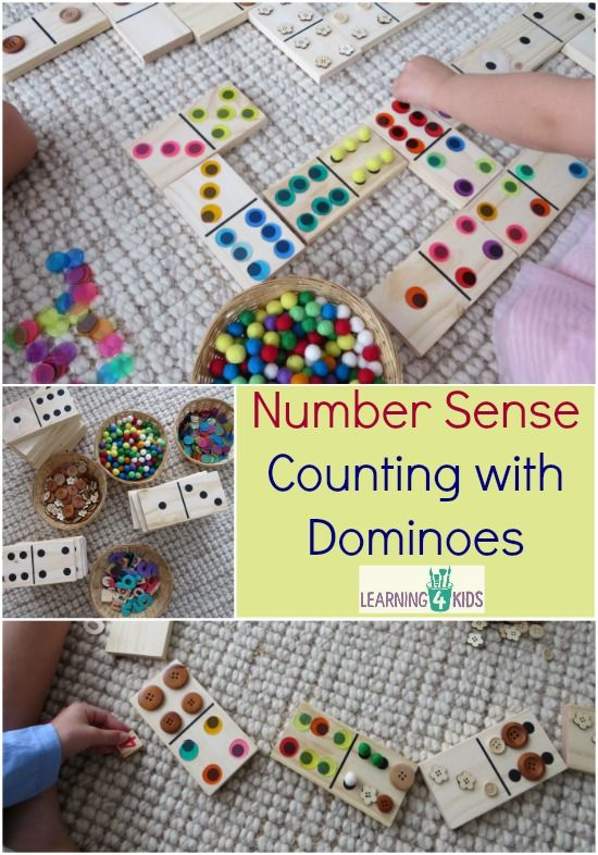 Counting with Dominoes
