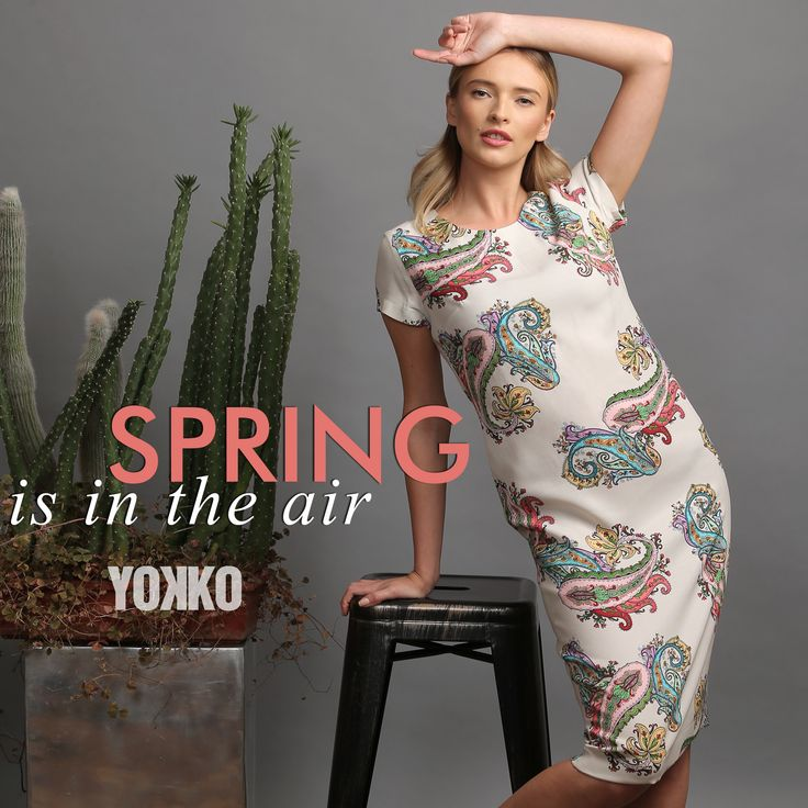 SPRING is in the air! #yokko #spring18 #madeinromania