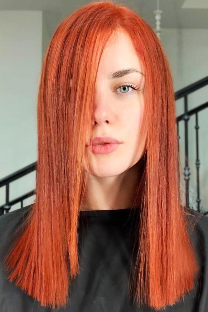 25 Eye Catching Ideas Of Pulling Of Orange Hair Today Summer Brown Hair Hair Color Orange Brown Hair Shades