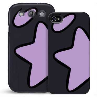 Steven Universe Amethyst's Star Phone Case for iPhone and Galaxy