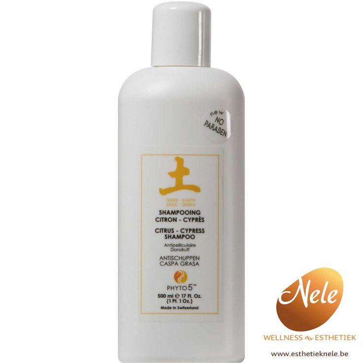 Phyto 5 Shampoo Citrus en Cipres is geschikt voor gedevitaliseerd haar met schilferige hoofdhuid en jeuk (met of zonder schilfertjes).