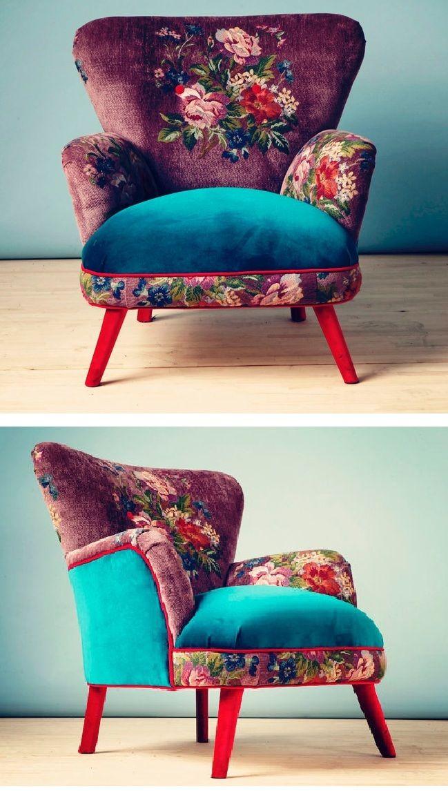 Gobelin armchair