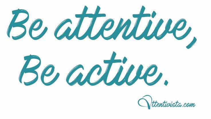 Wir Attentivistas … – Attentivista