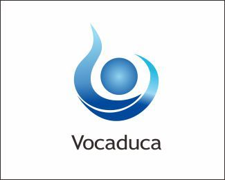 vocaduca Logo design - suitable logo for the company website, education, community, and some companies are in line with the design Price $315.00