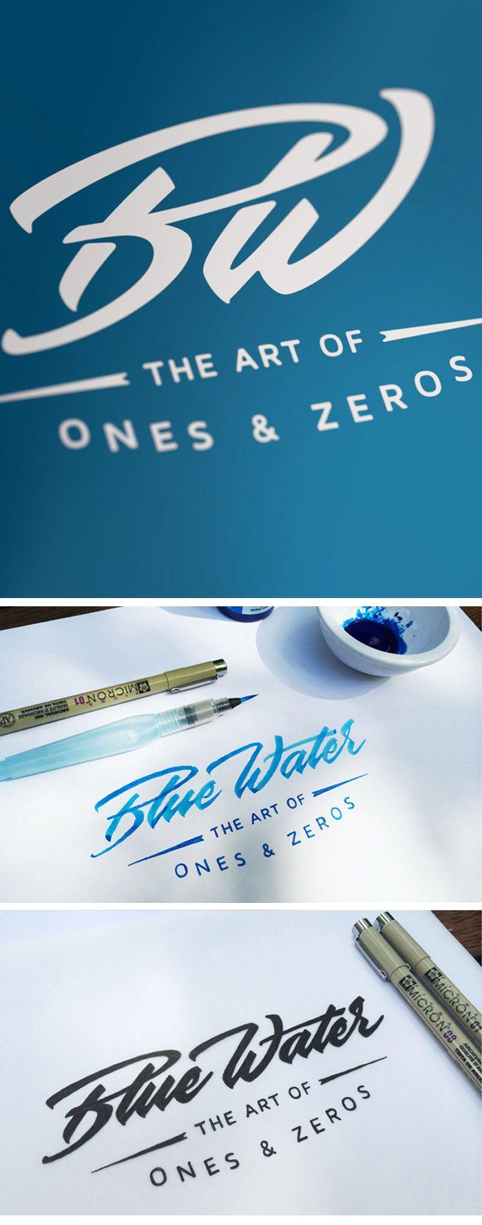 Blue Water   by Matt Vergotis   http://www.verg.com.au/portfolio/blue-water/
