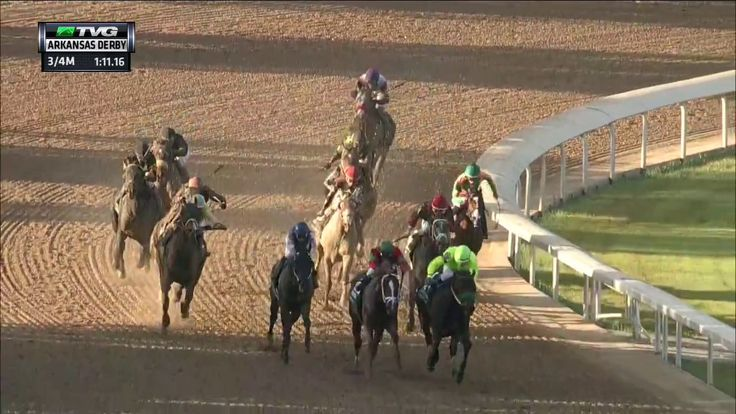 RACE REPLAY: 2017 Arkansas Derby Featuring Classic Empire - Malagacy showed he was a fighter until losing several lengths at end. Classic Empire - the winner - came back to his 2-y-old championship form. Looking at Lee was maneuvering like an able dervish. I bet on Sonoteer and Untrapped. Untrapped was moved forward very early for him, and seemed to have trouble with distance. Sonoteer really lagged in first quarter tho he came on for fourth.