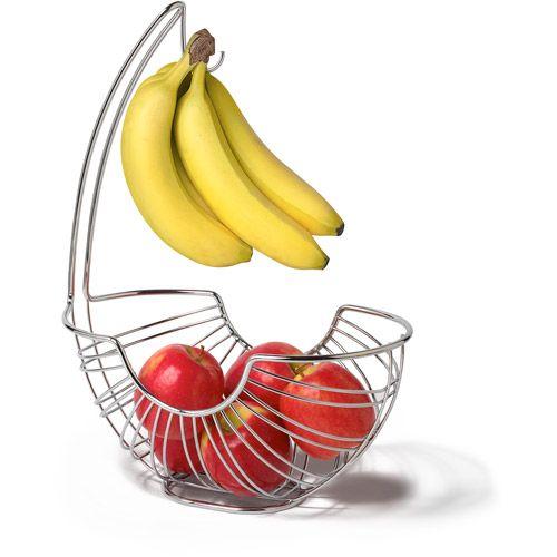 spectrum pantry works ellipse fruit tree basket and banana holder chrome 15 best banana holders images on pinterest   banana bananas and      rh   pinterest