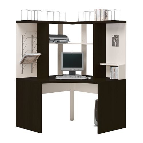 17 Best Ideas About Ikea Corner Desk On Pinterest Ikea