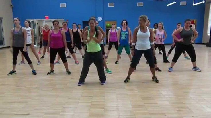 """Lauren Fitz - """"SWEAT (A La La La La Long)"""" - Choreo by KELSI for Dance Fitness"""