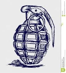 Image result for grenade tattoo