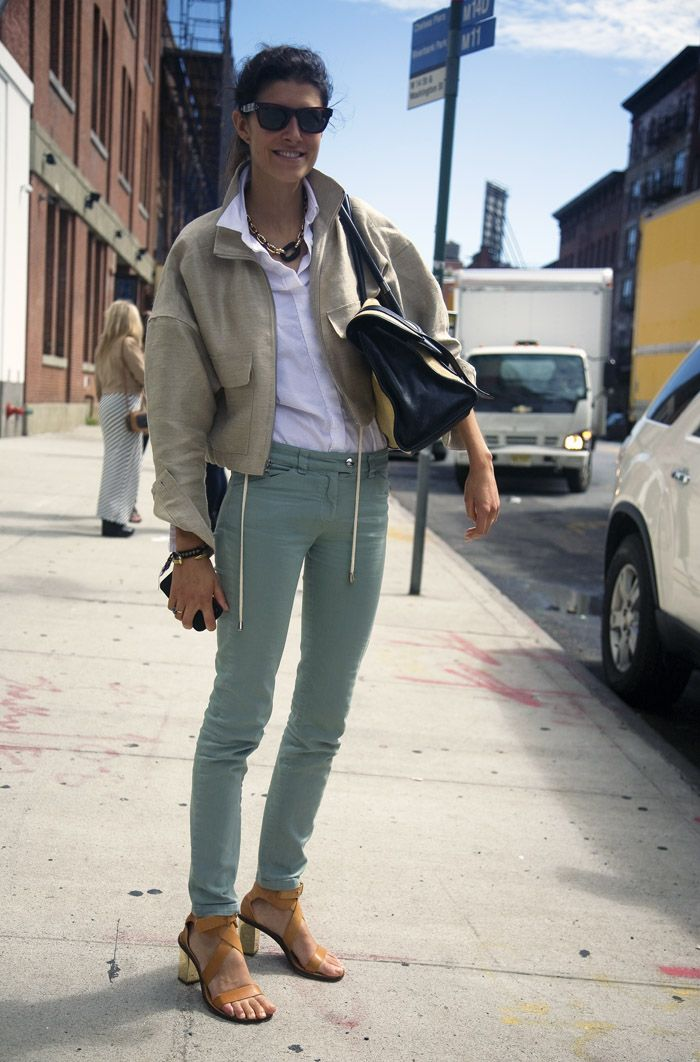 Lawren, NYC | Street Fashion | Street Peeper | Global Street Fashion and Street Style. Everything about this.