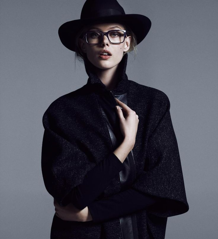 Frida Gustavsson | Tiger of Sweden F/W '12 Look Book