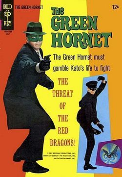 The Green Hornet followed the adventures of playboy and media mogul Britt Reid, owner and publisher of the Daily Sentinel.