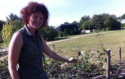 Gartneren blev sneglefri med vild have